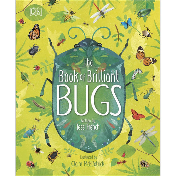 ISBN: 9781465489821 brilliant book of bugs green jess french canada ontario