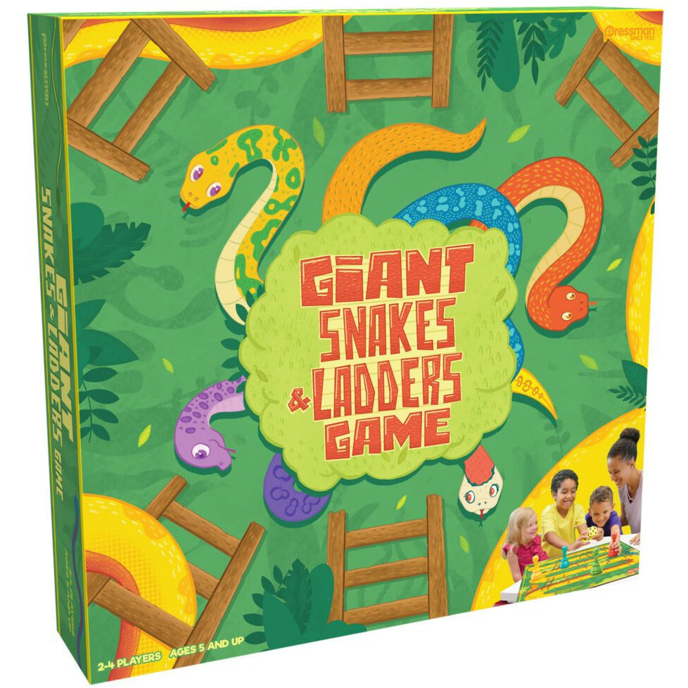 Giant Snakes and Ladders Game canada ontario