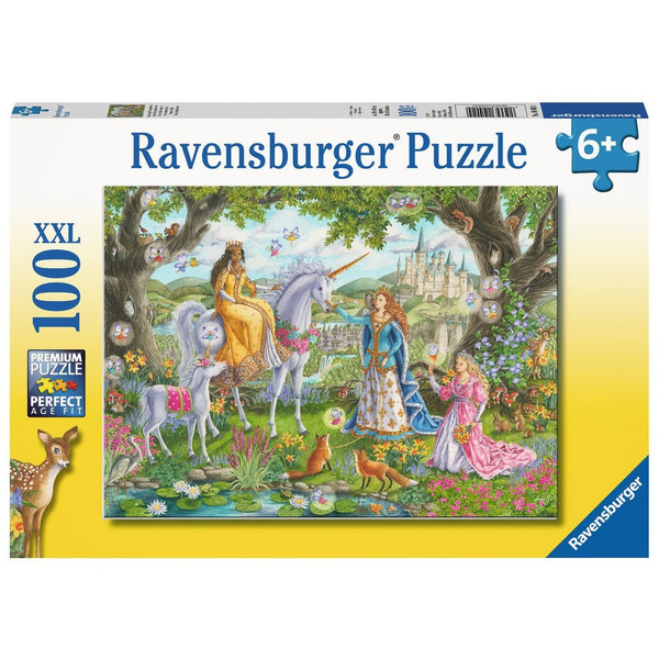Ravensburger 100 Piece Puzzle Princess Party canada ontario