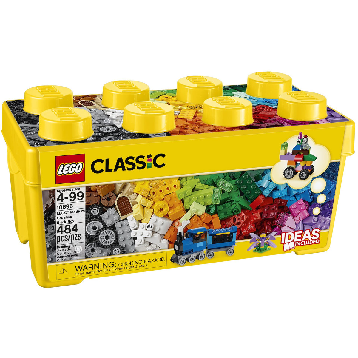 LEGO Classic Medium Creative Brick Box Front