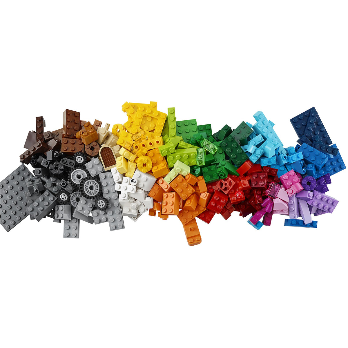 LEGO Classic Medium Creative Brick Box Pieces