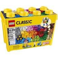 LEGO Classic Large Creative Brick Box Front
