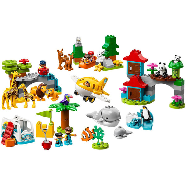 LEGO DUPLO World Animals 10907 canada ontario
