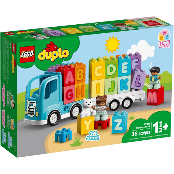 LEGO DUPLO Alphabet Truck 10915 canada ontario blocks toddler infant toy