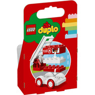 LEGO DUPLO Fire Truck 10917 canada ontario red infant toddler toy
