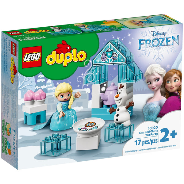 LEGO DUPLO Frozen Elsa & Olaf's Tea Party disney frozen 2 canada ontario toddler infant toy