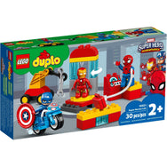 LEGO DUPLO Marvel Super Heroes Lab 10921 iron man spider-man captain america canada ontario toddler infant toy