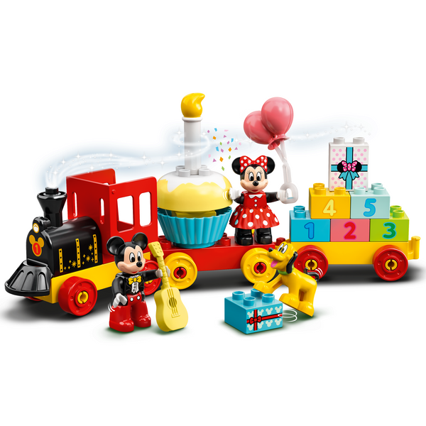 LEGO DUPLO Disney Mickey & Minnie Birthday Train 10941 canada ontario