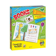 Creativity for Kids Create Your Own Books canada