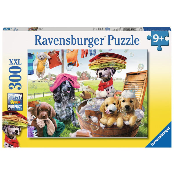 Ravensburger 300 Piece Puzzle Laundry Day