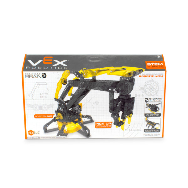 VEX Robotic Arm by HEXBUG canada ontario stem stream toy
