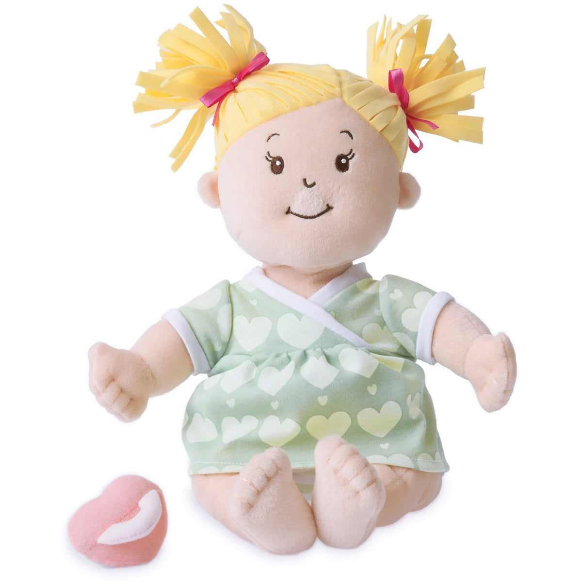 Baby Stella Blonde Doll