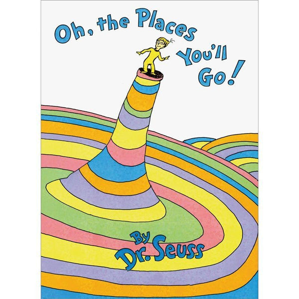 Oh, the Places You'll Go Book