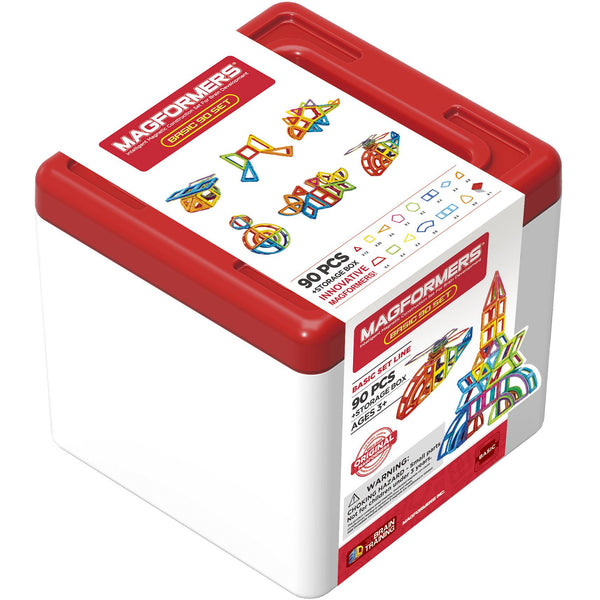 Magformers Basic 90 Piece Set