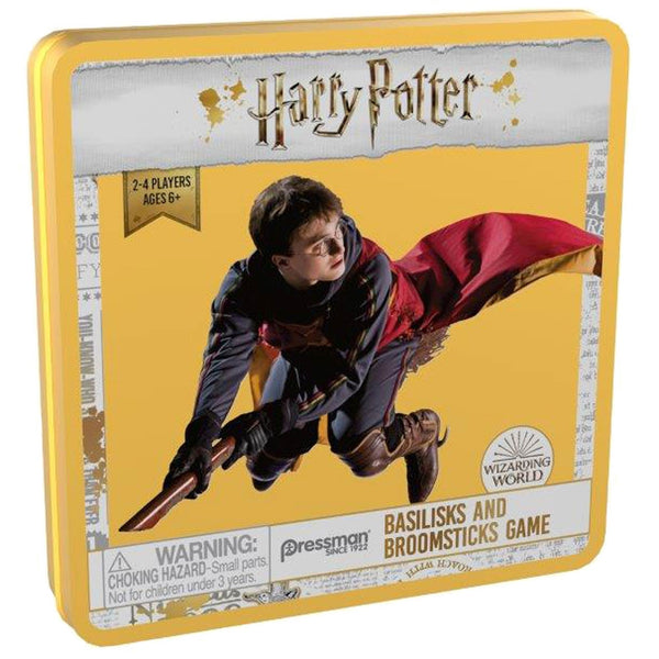 Harry Potter Basilisks and Broomsticks canada ontario board game