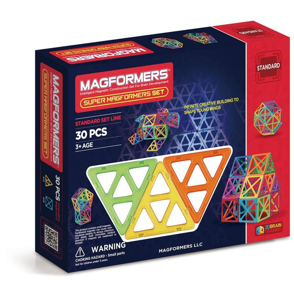 Magformers Super 30 Piece Set