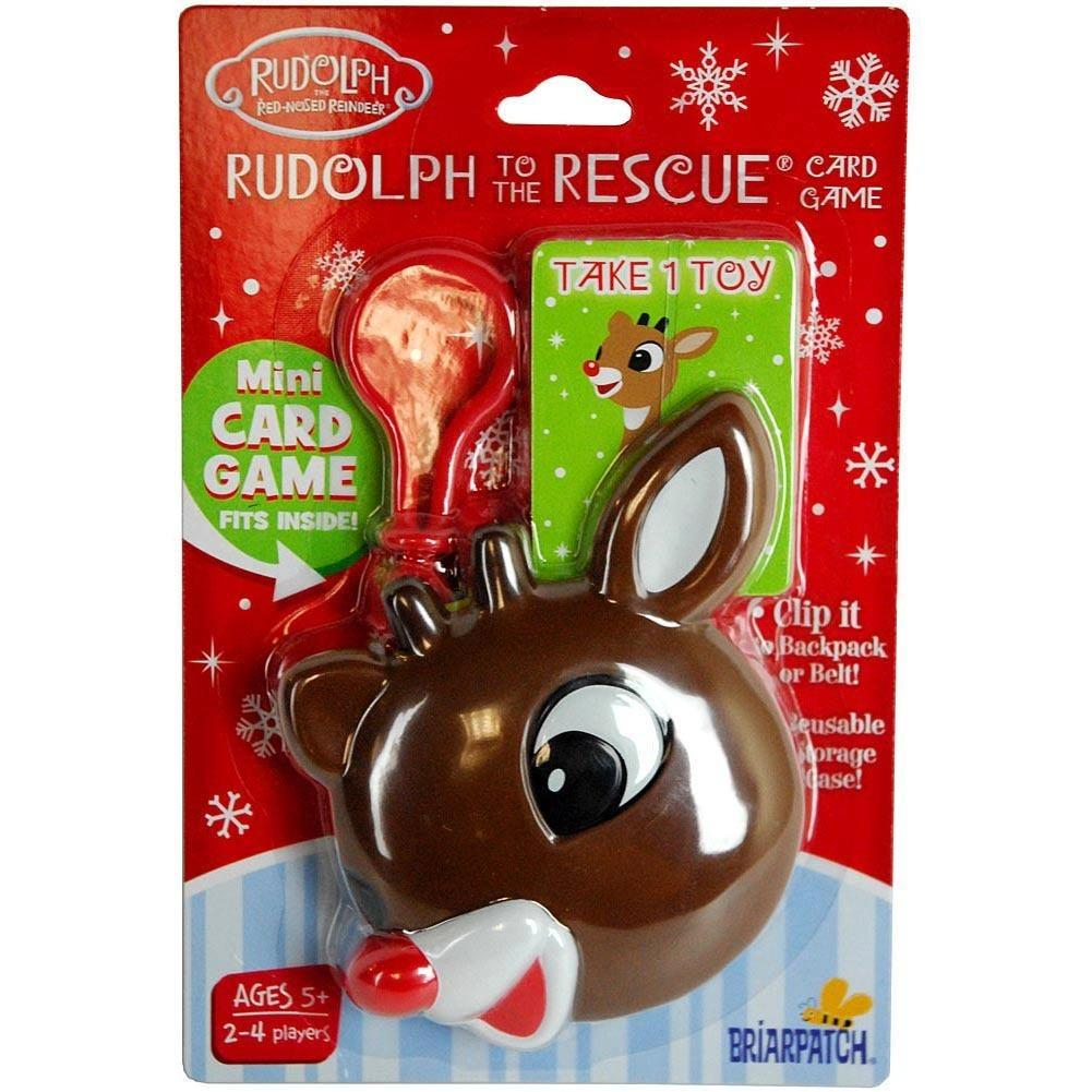 Rudolph to the Rescue Mini Game