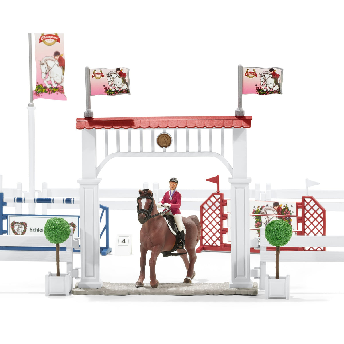 Schleich Big Horse Show with Horses