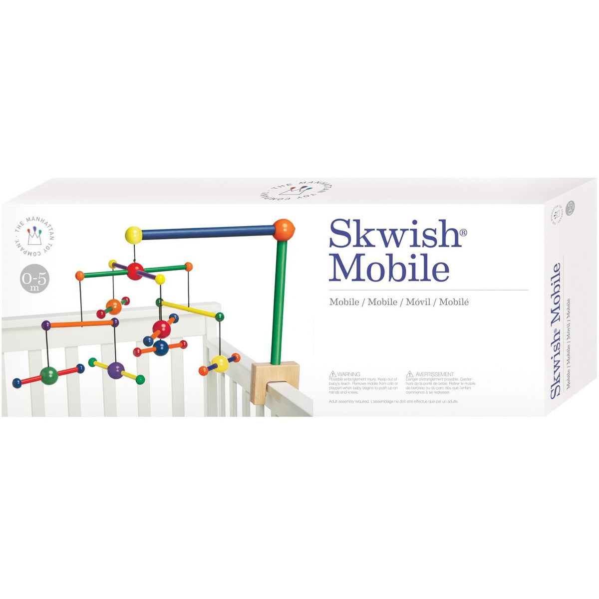 Manhattan Toys Skwish Mobile