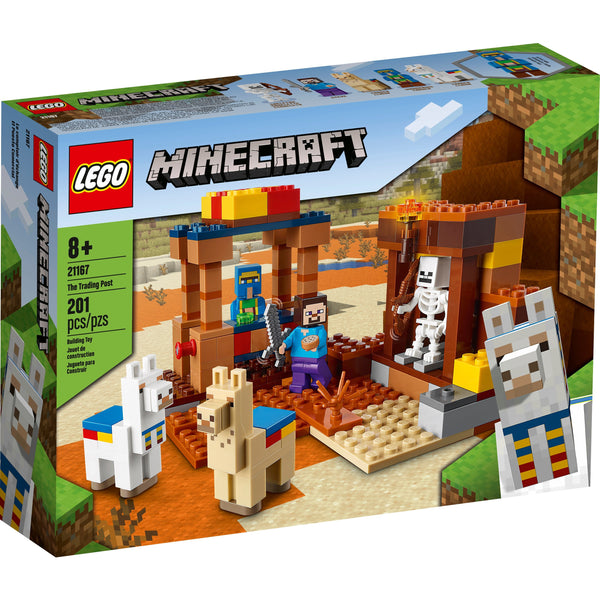 LEGO Minecraft The Trading Post 21167 canada ontario