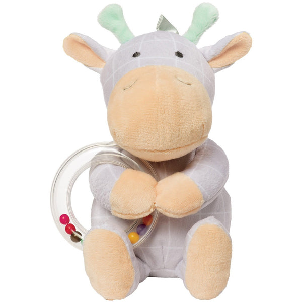 Manhattan Toys Giraffe with Ring Rattle