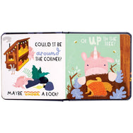Manhattan Toys A Little Unicorn's Tale Board Book