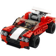 LEGO Creator Sports Car 31100 canada ontario 3 in 1
