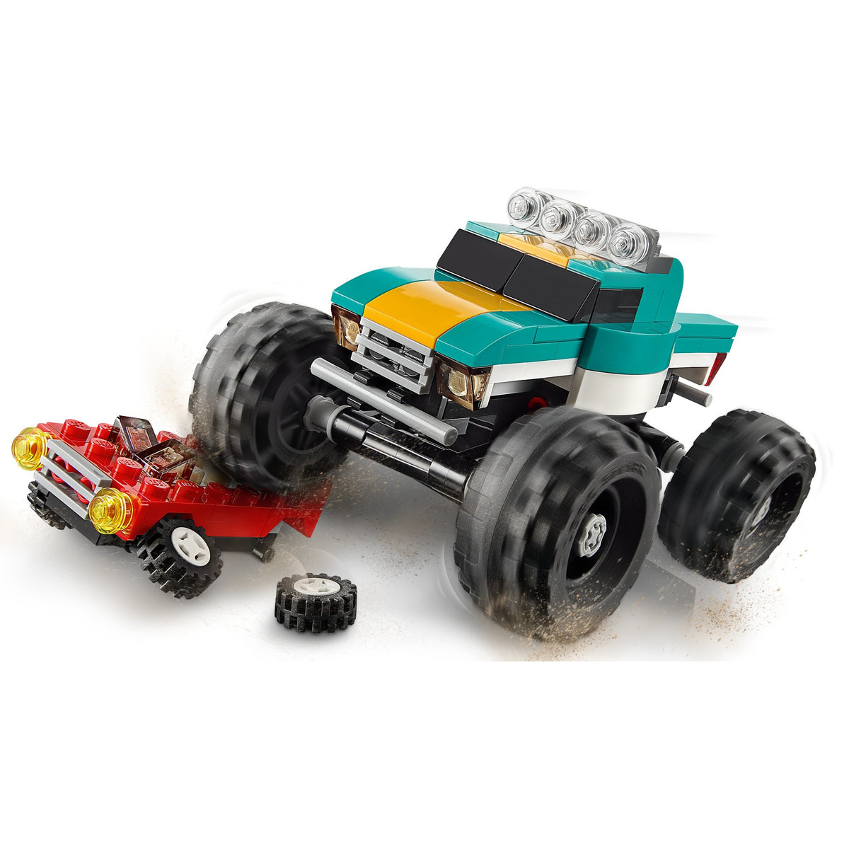LEGO Creator Monster Truck 31101 canada ontario 3 in 1 3in1 dragster muscle car