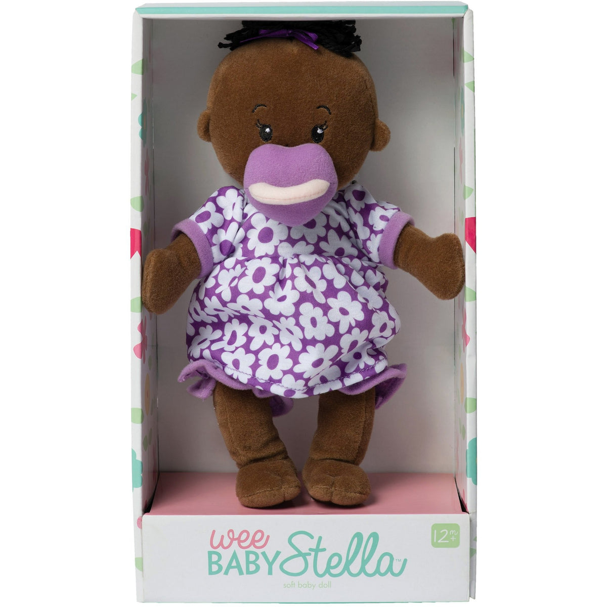Wee Baby Stella Brown Doll