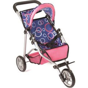3 Wheel Jogging Stroller toy purple pink canada ontario