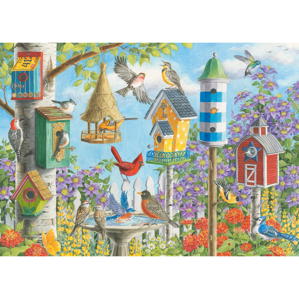 Ravensburger 300 Piece Large Format Puzzle Home Tweet Home 16436 canada ontario jigsaw