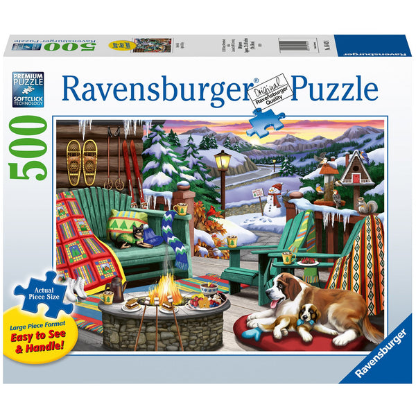 Ravensburger 1000 Piece Puzzle Apres All Day 16442 canada ontario jigsaw