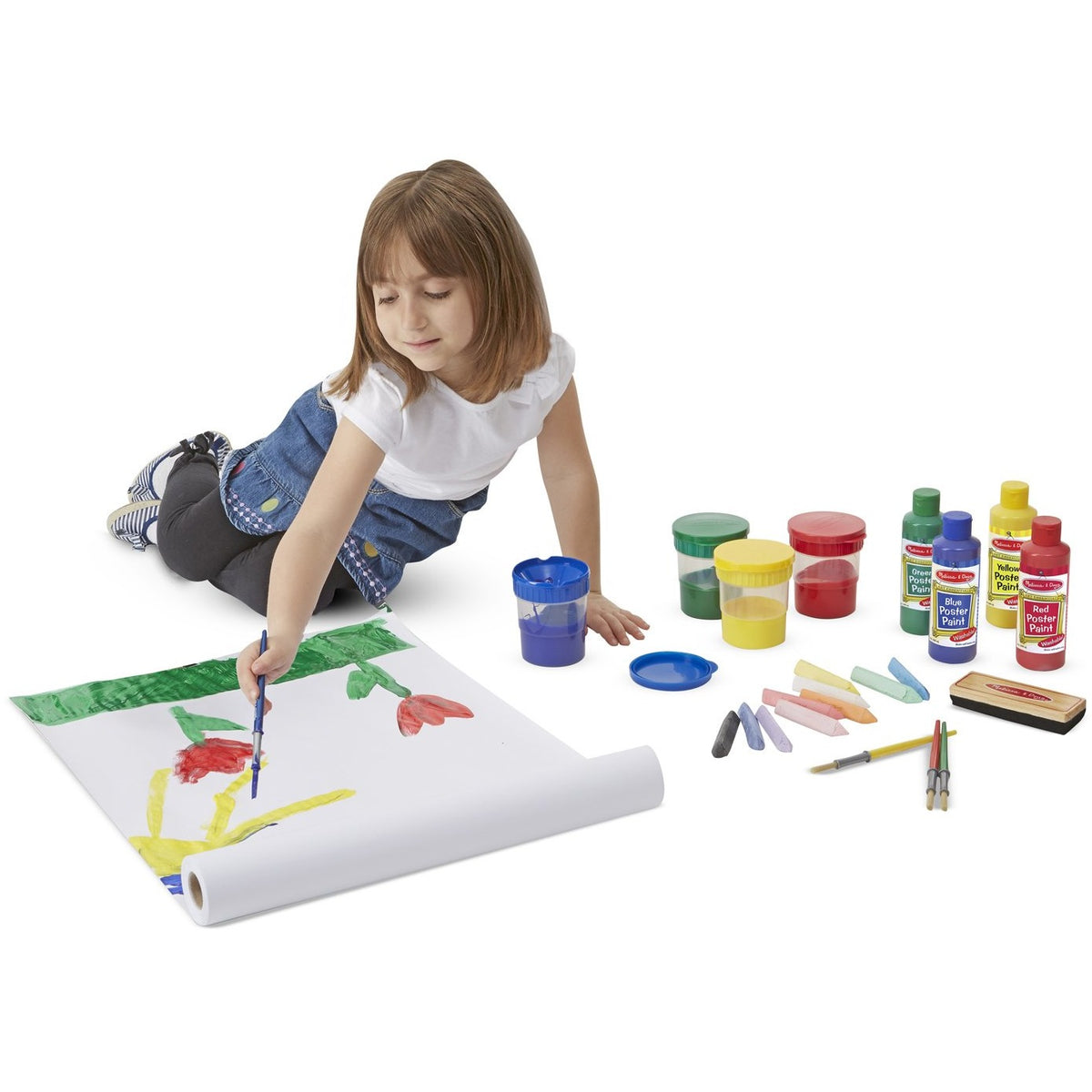 Melissa & Doug Easel Companion Accessory Set