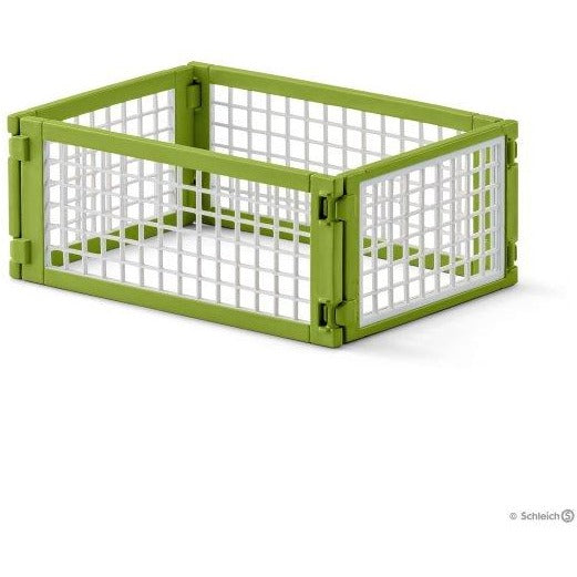 Schleich Rabbit Hutch