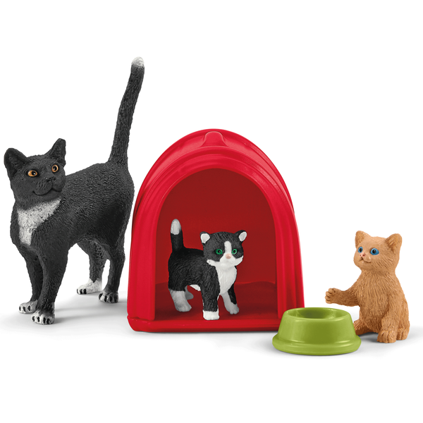 Schleich Farm World Play Time for Cute Cats 42501 canada ontario