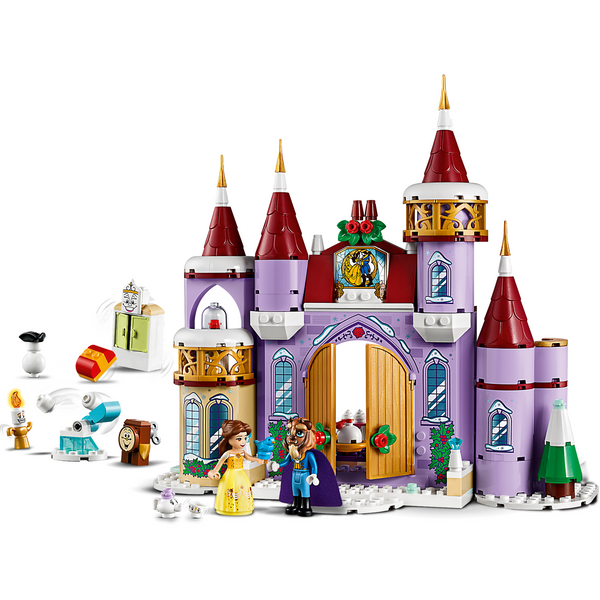 LEGO Disney Belle's Castle Winter Celebration 43180 canada ontario