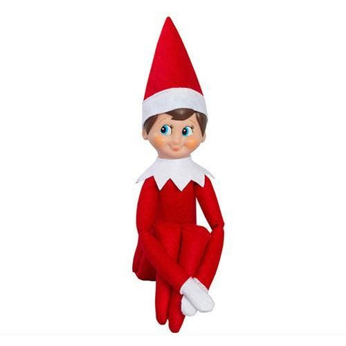 The Elf on the Shelf Boy
