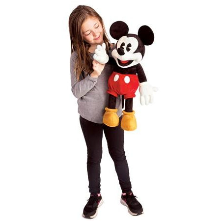 Folkmanis Mickey Mouse Puppet Demo