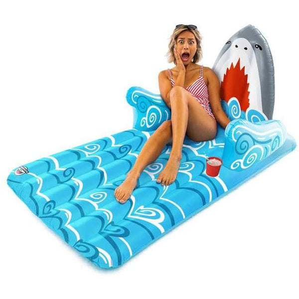 BigMouth Pool Float Shark Lounger canada ontario