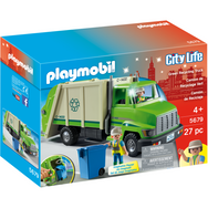 Playmobil City Life Recycling Truck