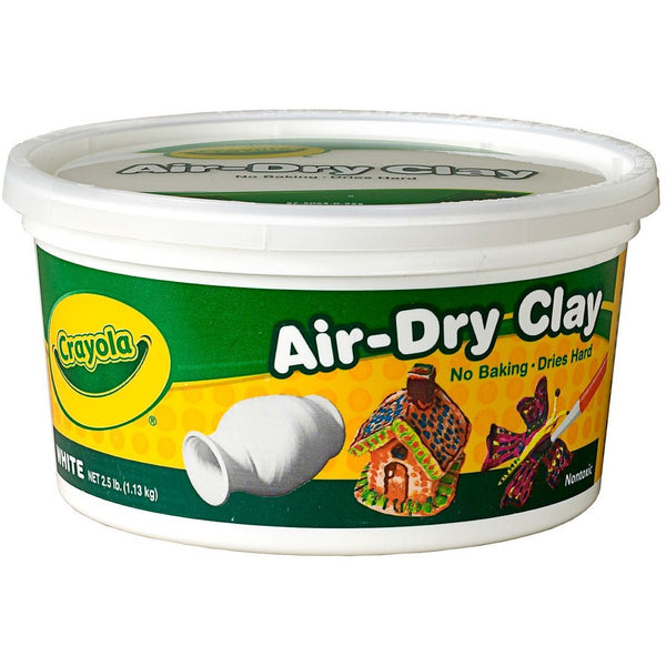 Crayola Air Dry Clay 1.13kg
