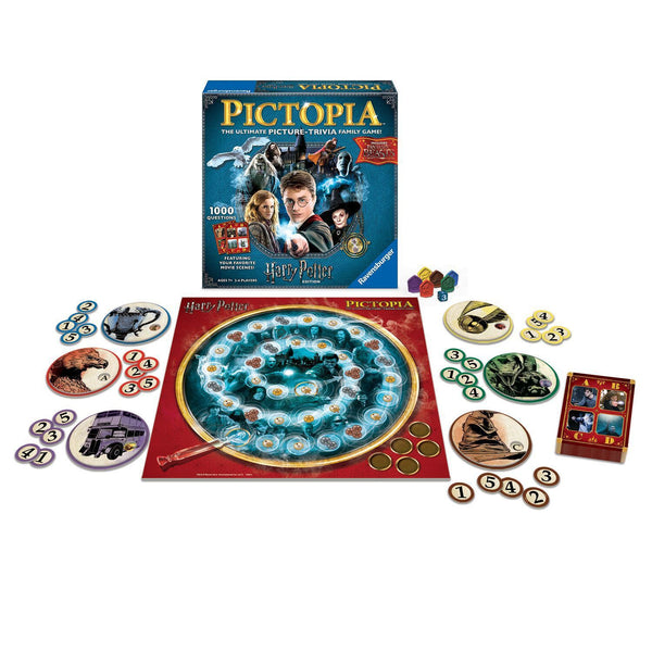 Pictopia Harry Potter Edition trivia game picture canada ontario