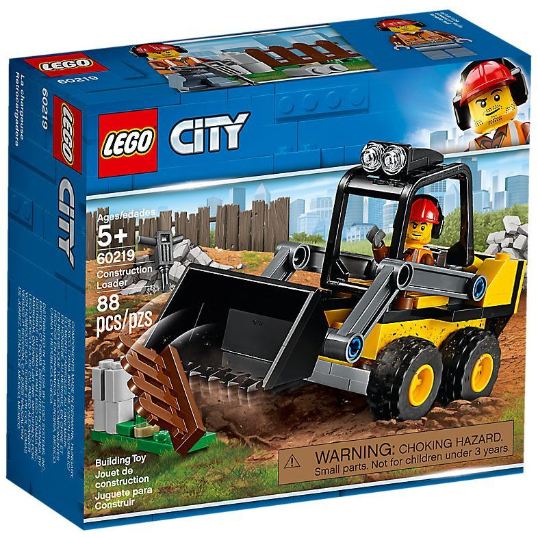 LEGO City Construction Loader 60219