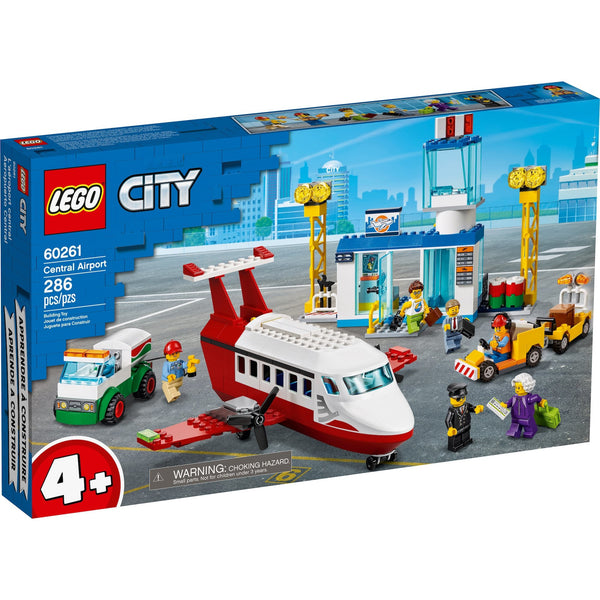 LEGO City Central Airport 60261 canada ontario