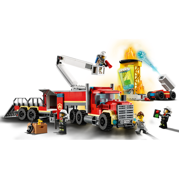 LEGO City Fire Command Unit 60282 canada ontario