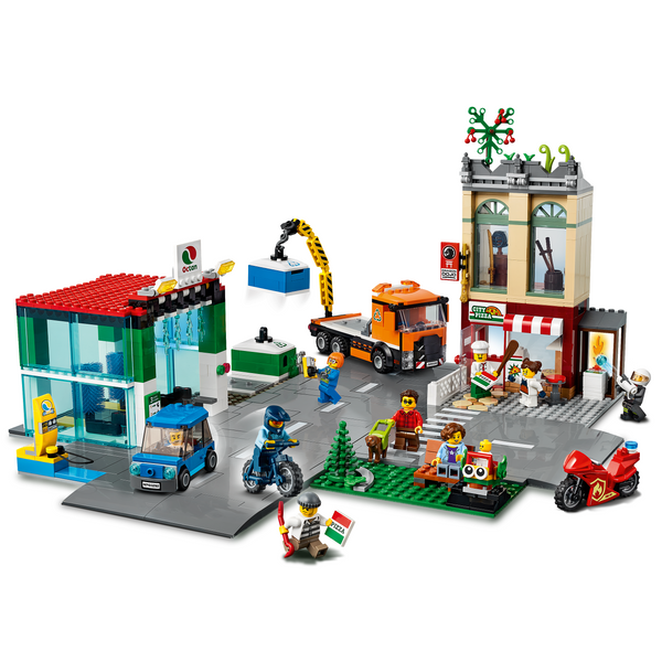 LEGO City Town Center 60292 canada ontario