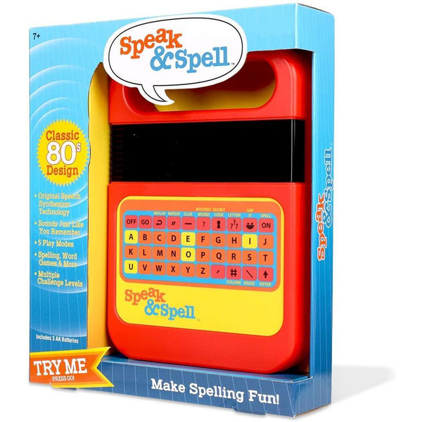 Basic Fun Speak and Spell canada ontario