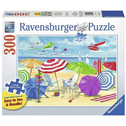 Ravensburger 300 Piece Puzzle Meet Me at Beach