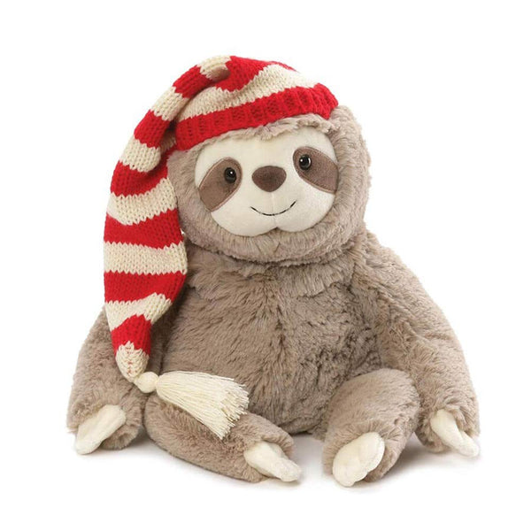 "Gund Sammy the Sloth 15"" Christmas Plush canada ontario"