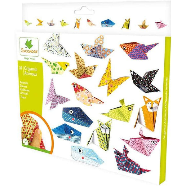 Sycomore Origami Animals Kit canada ontario